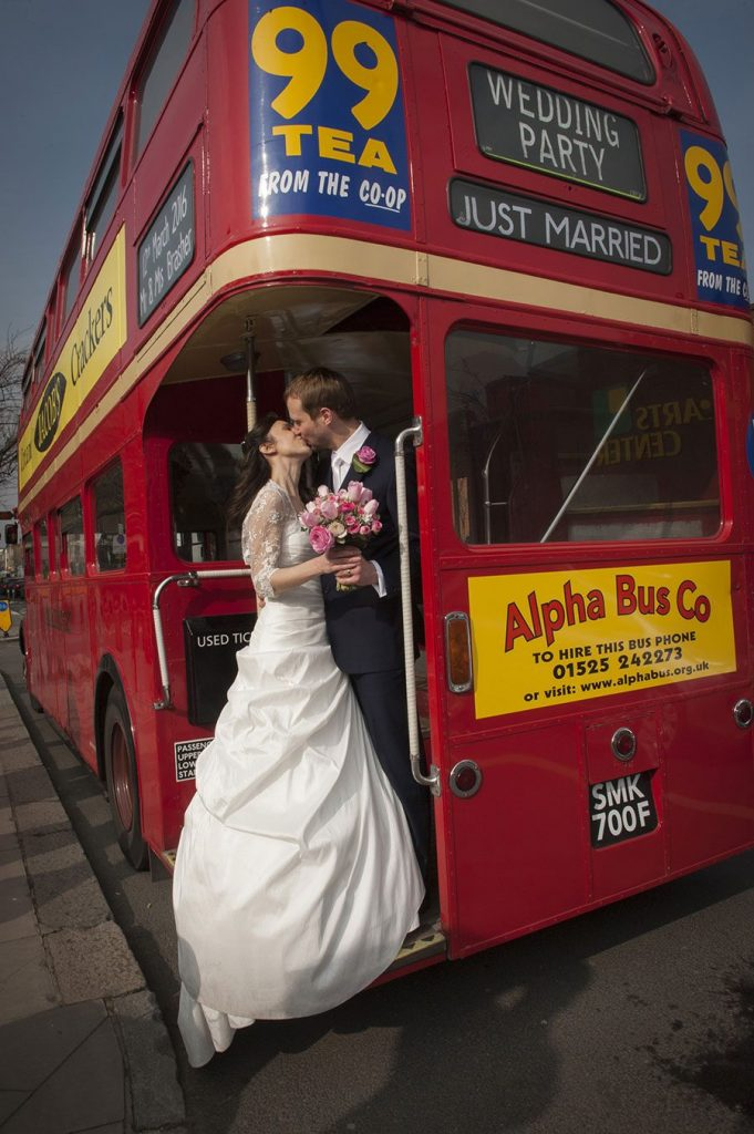 Wedding at The Prince Albert in Camden