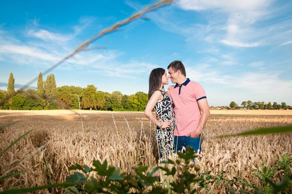 Cusworth House Engagement Shoot