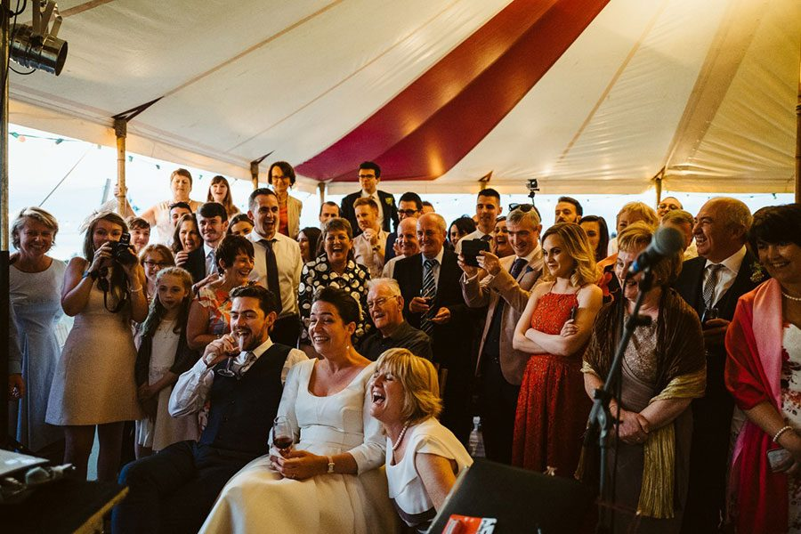 French Town Wedding in Le Croisic