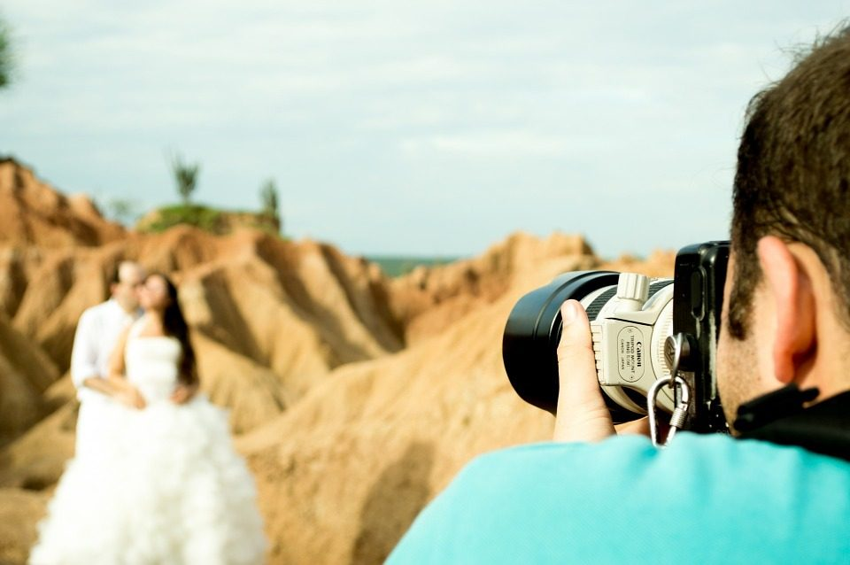Why You Need a Second Photographer at Your Wedding!