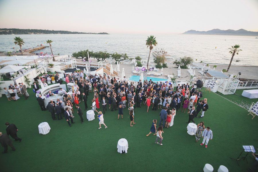 Cannes, French Riviera Wedding