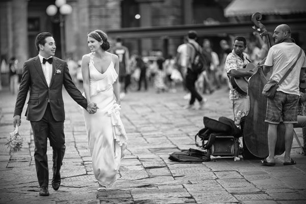 Wedding in the Historic Villas of Tuscany