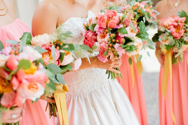 Top Tips on Choosing A Wedding Florist