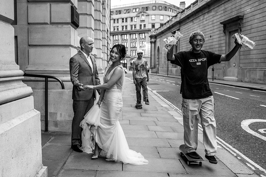 Real Wedding at The Ned, London