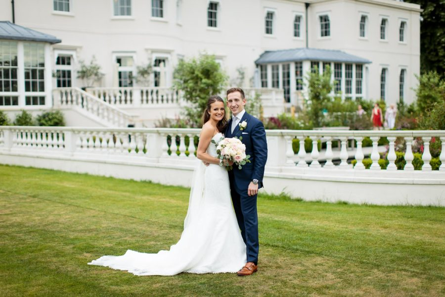 Gemma & Ed's Coworth Park Wedding