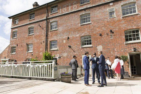 Sopley Mill Wedding 017