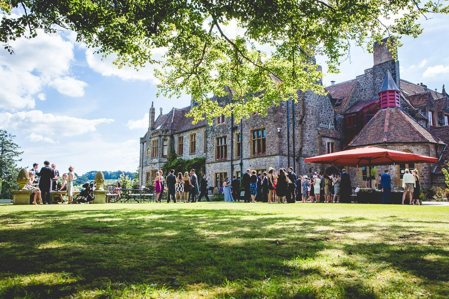 Huntsham Court, Devon Wedding