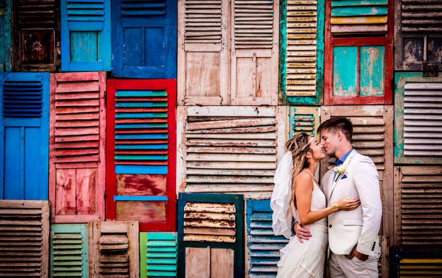 Fun & Bright Wedding Photography