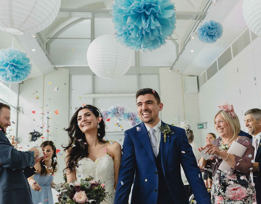 Millennium Gallery Wedding