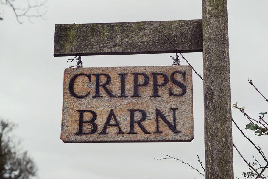 Cripps Barn Rural Wedding 029
