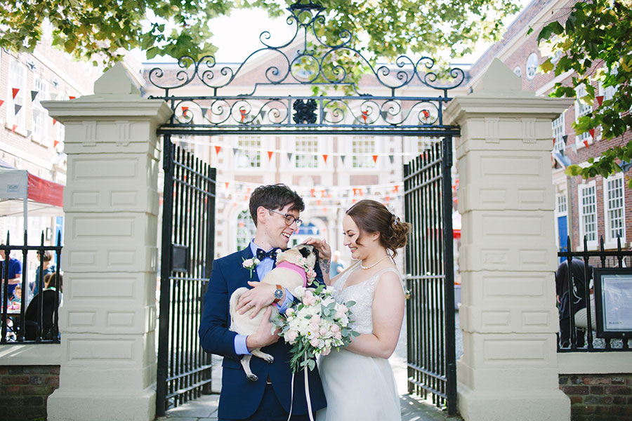 Real Wedding at The Athenaeum Library in Liverpool