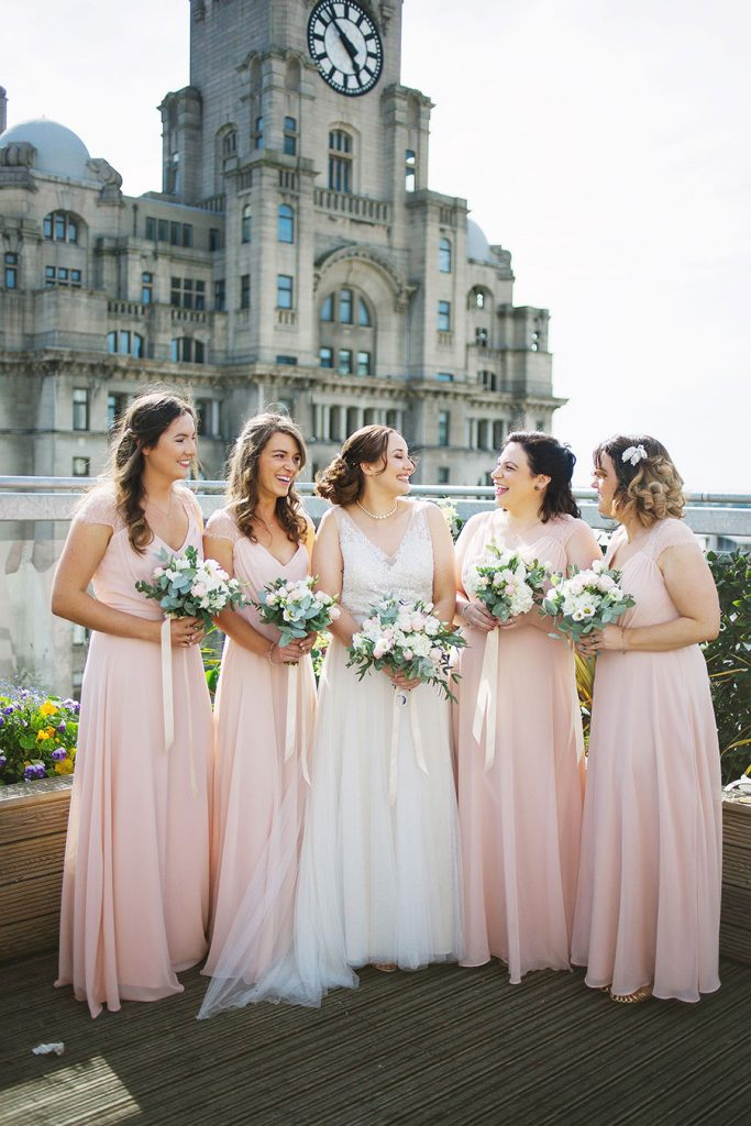Athenaeum Library Wedding in Liverpool