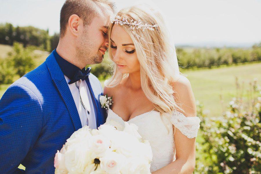 Tuscany Wedding of Daria & Eugene