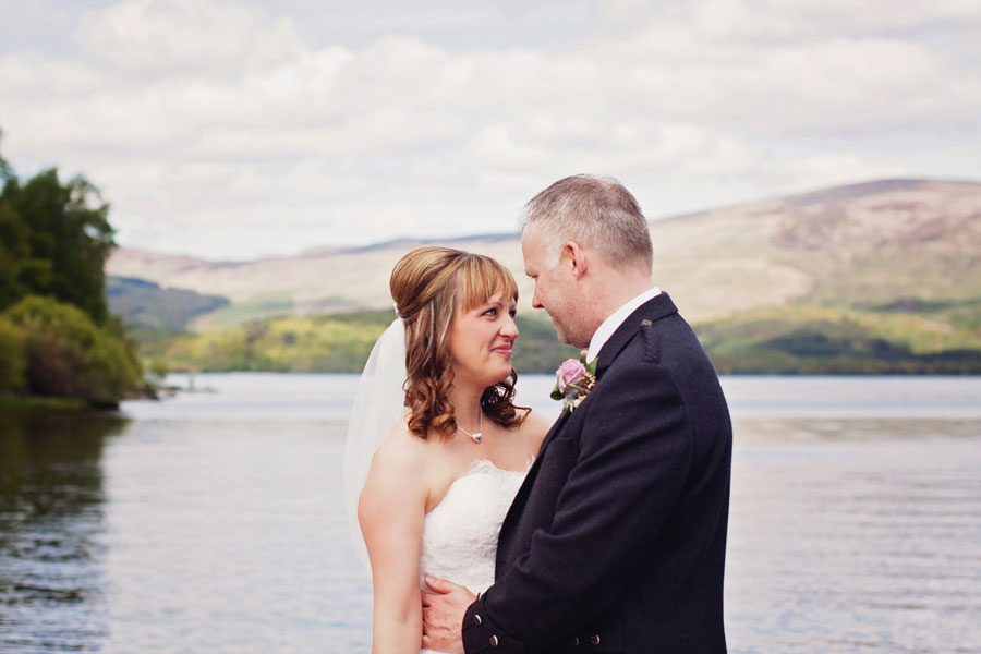 Loch Lomond Lodge Wedding, Scotland
