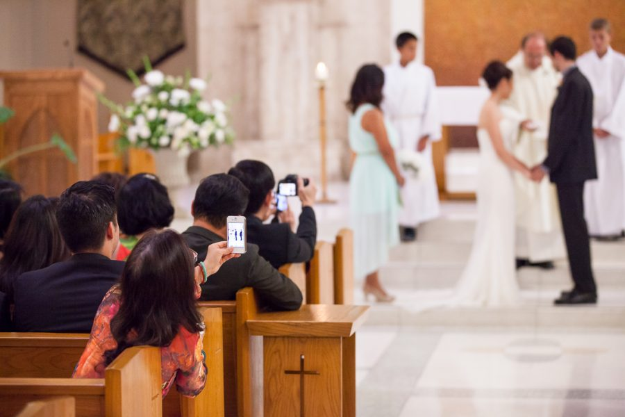 Everyone is a Wedding Photographer