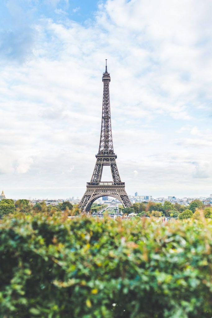 Paris Destination Engagement Shoot