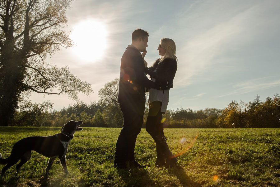 Pre-Wedding Autumn Shoot