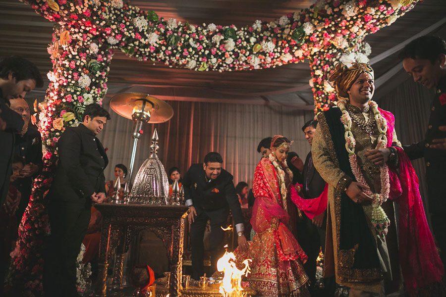 Indian Wedding in New Delhi 016