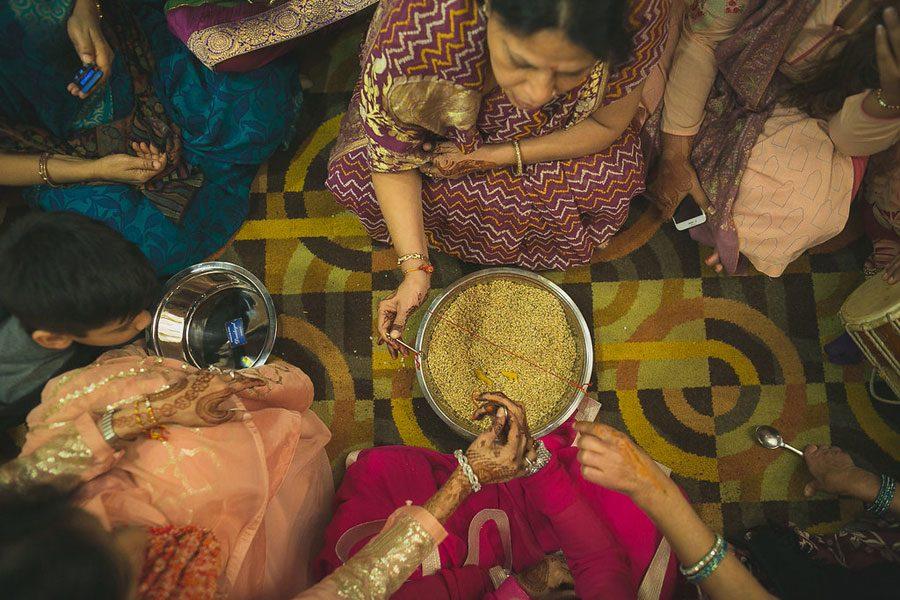 Indian Wedding in New Delhi 034