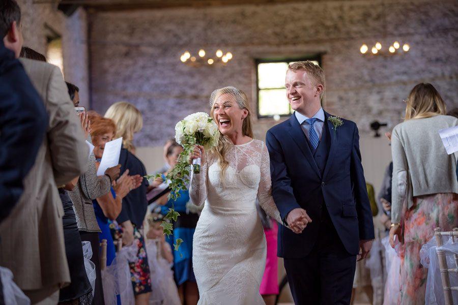 Gareth & Caroline's Wedding