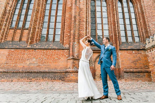 Arturas & Jekaterina Wedding in Vilnius, Lithuania