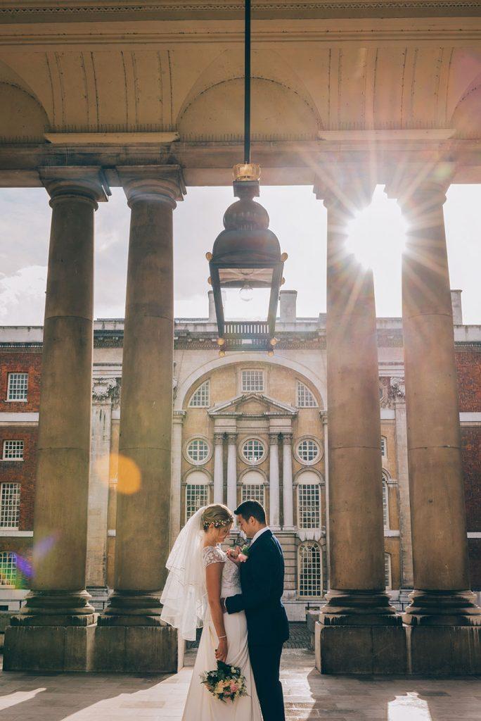 Royal Navel College Wedding