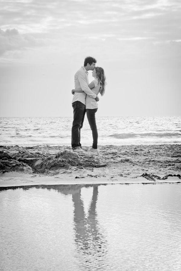 Beach Engagement Shoot 05