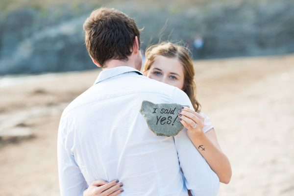Beach Engagement Shoot 08