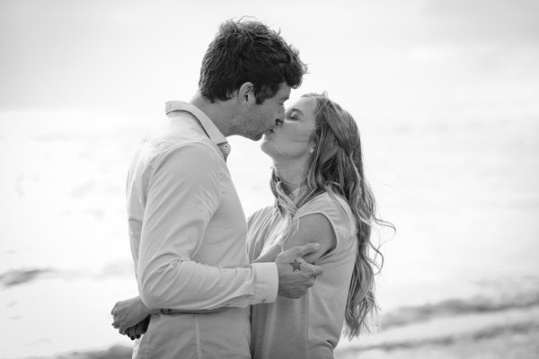 Beach Engagement Shoot 013