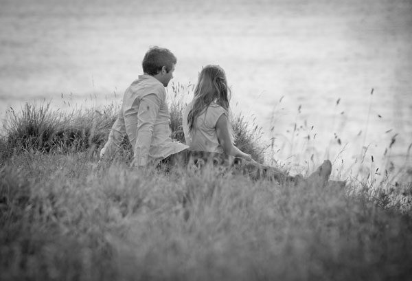 Beach Engagement Shoot 015