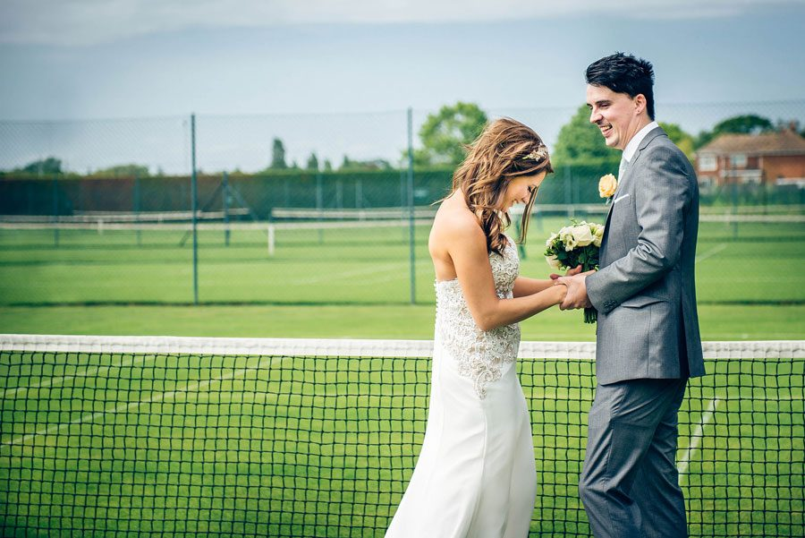Frinton Lawn Tennis Club Wedding