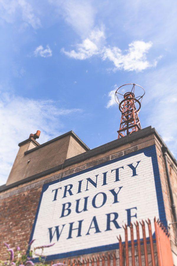 Trinity Buoy Wharf Wedding 01