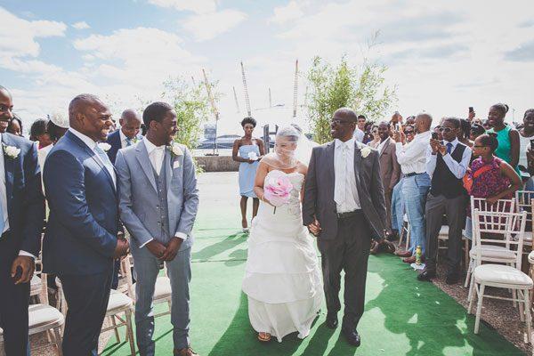 Trinity Buoy Wharf Wedding 04