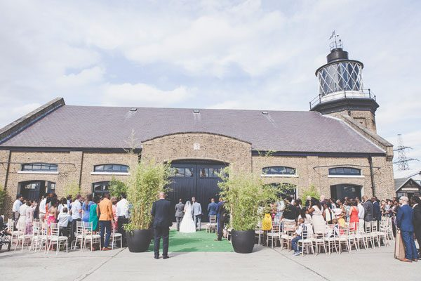 Trinity Buoy Wharf Wedding 06