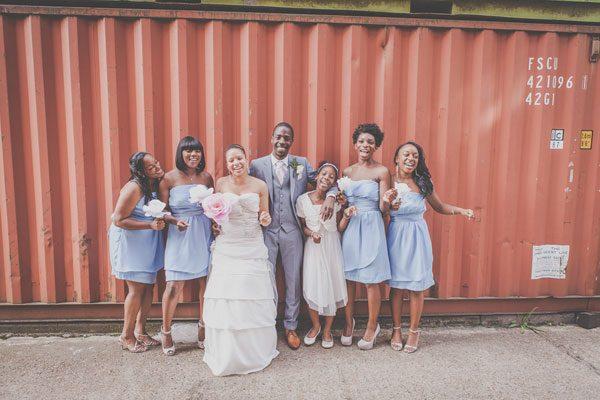 Trinity Buoy Wharf Wedding 010