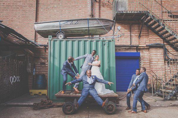 Trinity Buoy Wharf Wedding 011
