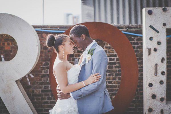 Trinity Buoy Wharf Wedding 015