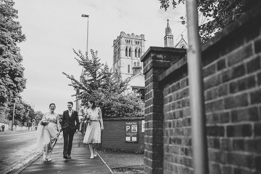 Aoife and Conors City Wedding