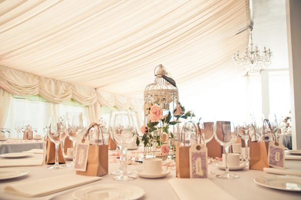 Russets Country House Wedding