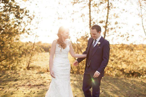 Domini & Tom's Wedding at Almonry Barn