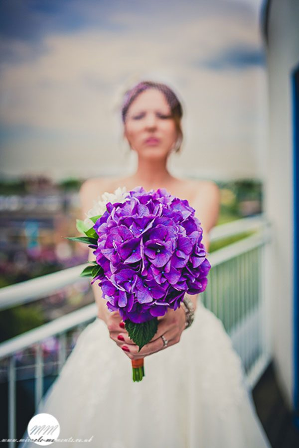 Camden Town London Wedding
