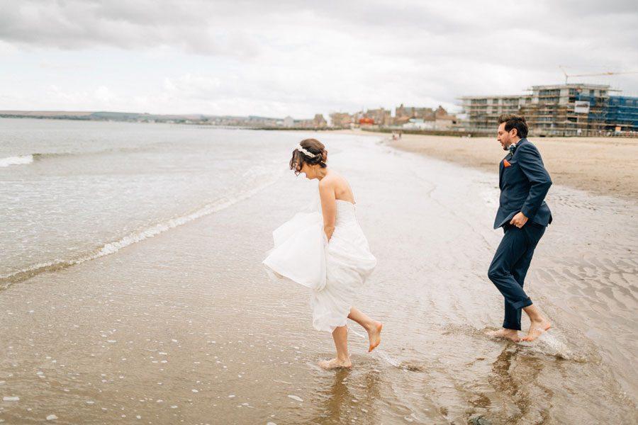 Laura & David's Edinburgh Wedding