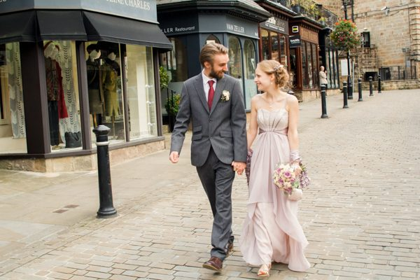 Laura and Martin's Harrogate Wedding