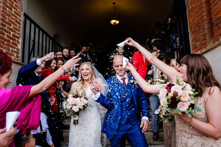 Farnham Castle Wedding in Surrey