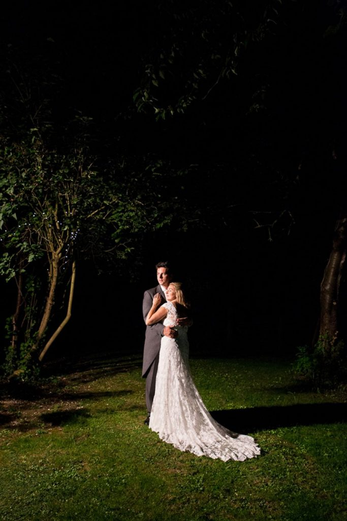 Salmestone Grange Wedding