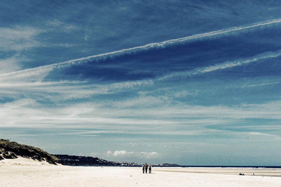 St Ives, Lelant Beach Wedding