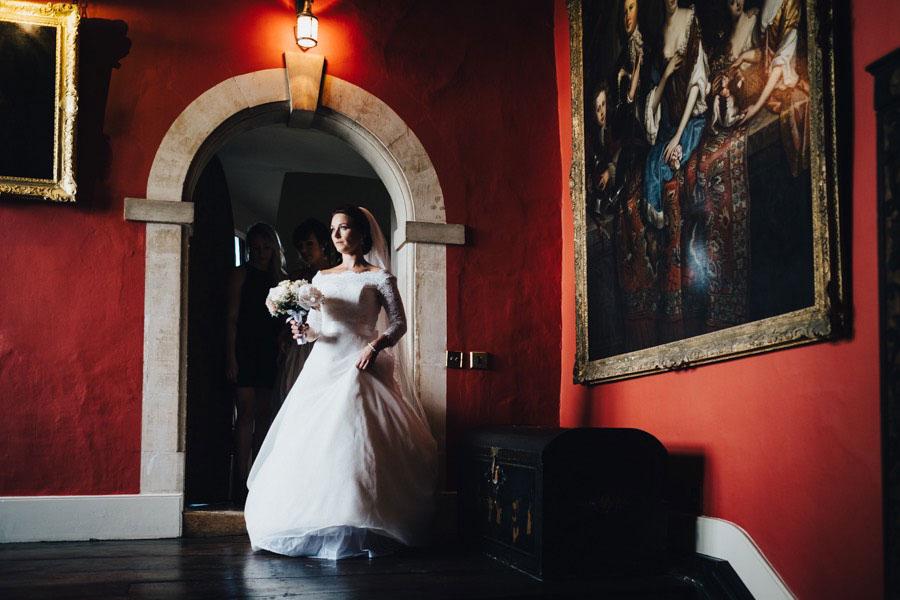 Elmore Court Wedding Day