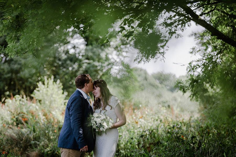 Milly & William's Knightor Winery Wedding