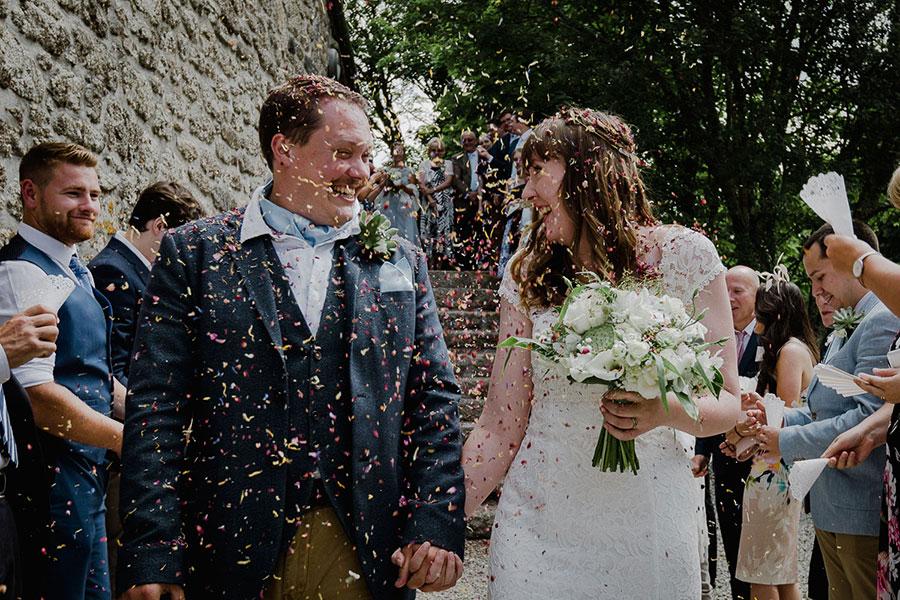 Knightor Winery Wedding