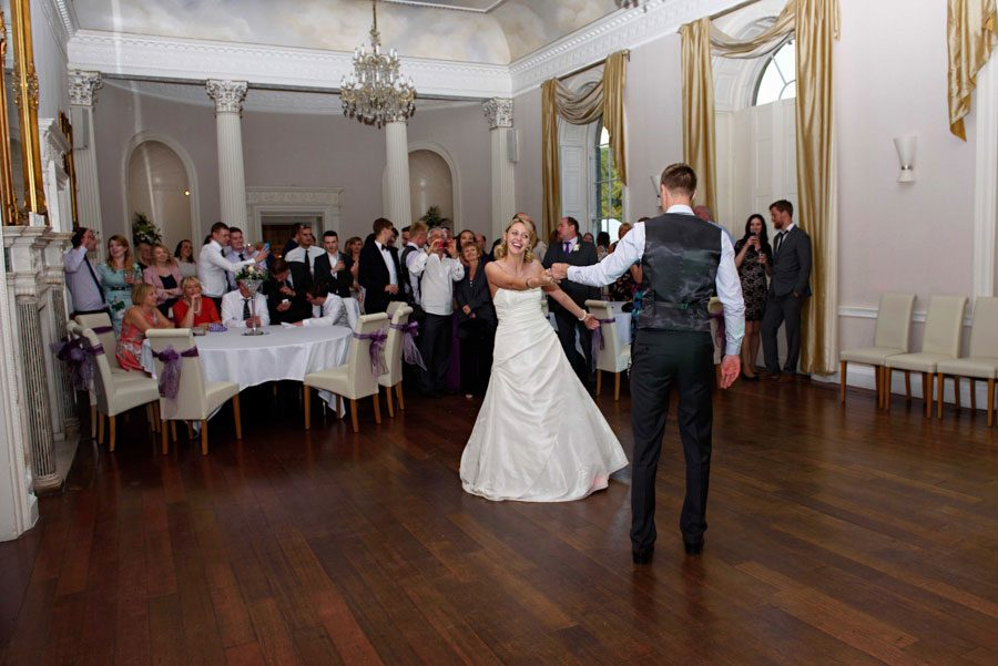 Colwick Hall Wedding